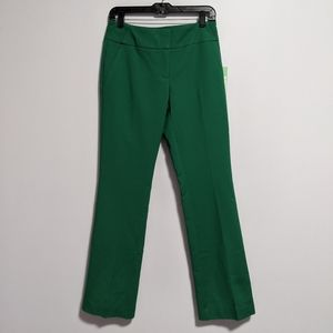 🌼 7th Avenue - Modern Bootcut Pant with Piping
